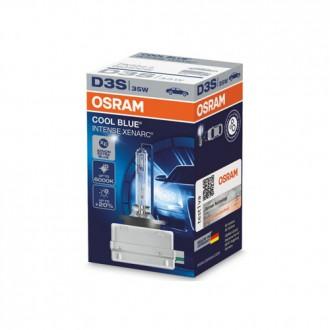 Автолампа / крушка ксенон OSRAM Xenarc COOL BLUE INTENSE D3S 66340CBI 42V / 35W