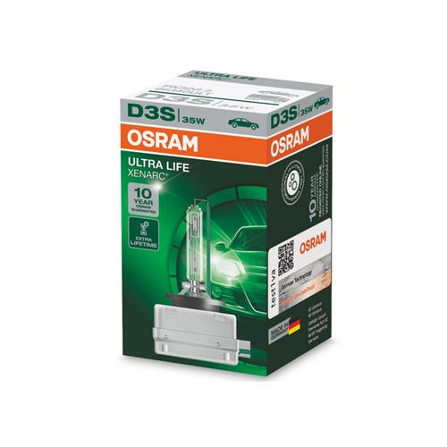 Автолампа / крушка ксенон OSRAM Xenarc ULTRA LIFE D3S 66340ULT 42V / 35W