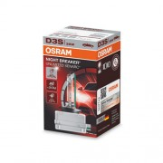 Автолампа / крушка ксенон OSRAM Xenarc NIGHT BREAKER UNLIMITED D3S 66340XNB 42V / 35W