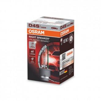 Автолампа / крушка ксенон OSRAM Xenarc NIGHT BREAKER UNLIMITED D4S 66440XNB 42V / 35W