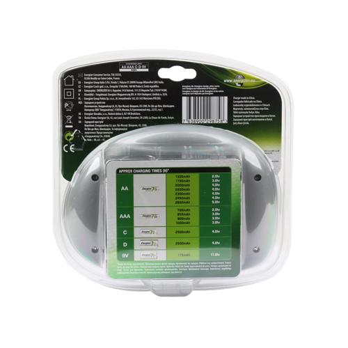 Зарядно устройство Energizer UNIVERSAL за батерии AA / AAA / C / D / 9V