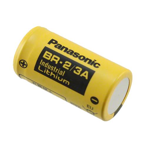 Литиева батерия Panasonic Lithium BR-2/3A - 3V / 2/3A
