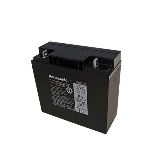 Акумулатор Panasonic LC-XD1217APG - 17 Ah / 12 V