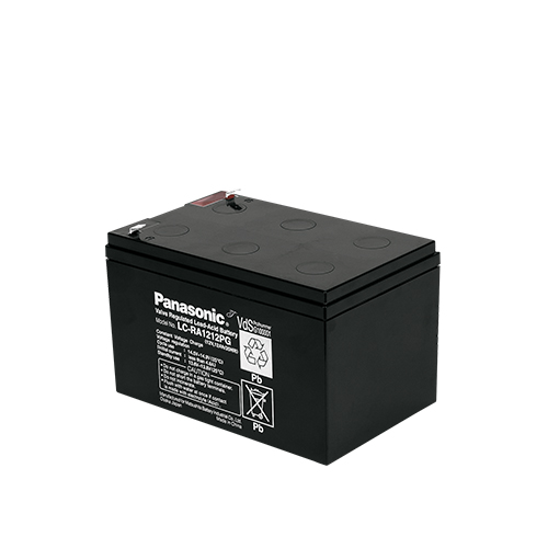 Акумулатор Panasonic LC-RA1212PG -12 Ah / 12 V