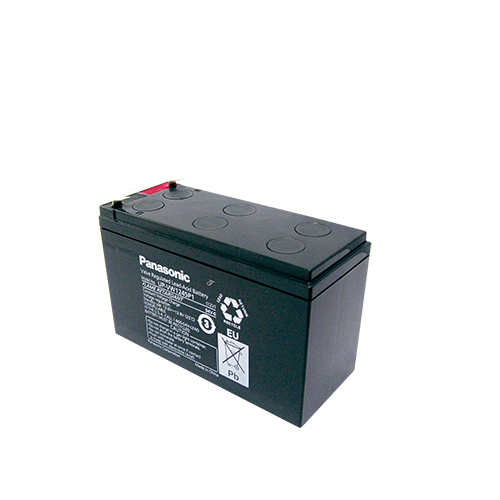 Акумулатор Panasonic UP-VW1245P1 - 7.8 Ah / 12 V