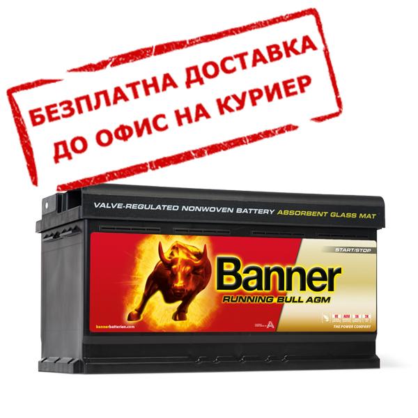 BANNER AGM/EFB