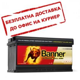 Акумулатори за леки и лекотоварни автомобили BANNER