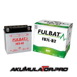 FULBAT DRY Обслужваеми акумулатори