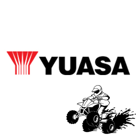 YUASA Акумулатори за АТВ-та