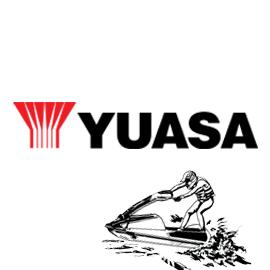 YUASA Акумулатори за JET Джетове