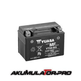 YUASA MF Необслужваеми акумулатори