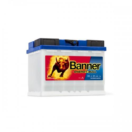 Акумулатор BANNER EnergyBull 95501 - 60 Ah(K20) - 50 Ah(K5) R+