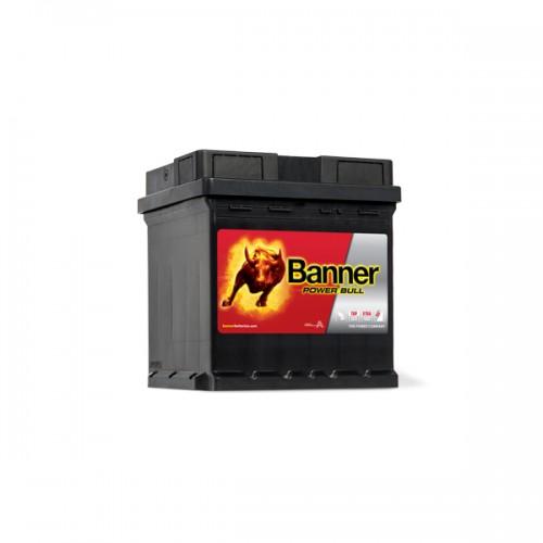 Акумулатор BANNER PowerBull P4208 - 42 Ah R+