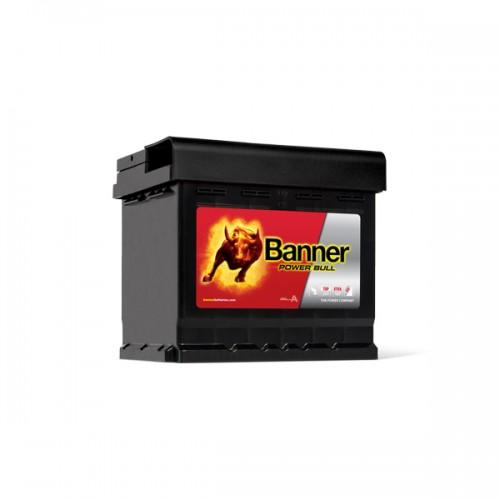 Акумулатор BANNER PowerBull P5003 - 50 Ah R+