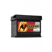 Акумулатор BANNER PowerBull P6219 - 62 Ah R+