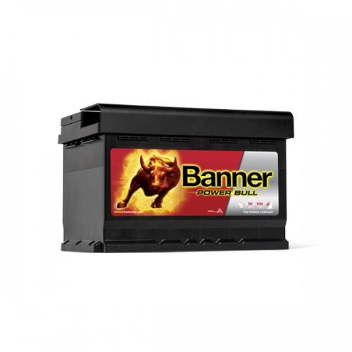 Акумулатор BANNER PowerBull P7209 - 72 Ah R+