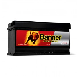 Акумулатори за леки и лекотоварни автомобили BANNER PowerBull