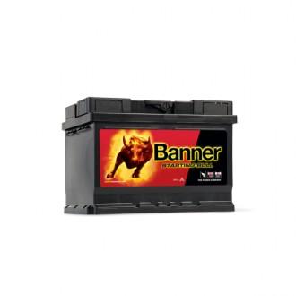 Акумулатор BANNER StartingBull 56009 - 60 Ah R+