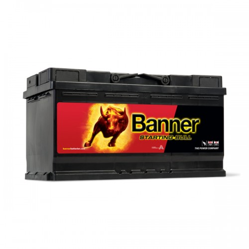 Акумулатор BANNER StartingBull 59533 - 95 Ah R+