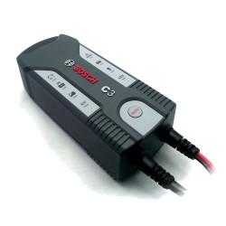 Зарядно устройство BOSCH C3 6V/12V 0.8/3.8A за акумулатори