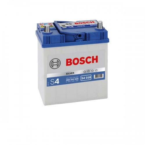 Акумулатор BOSCH S4 0092S40180 (JIS/Asia R+) - 40 Ah