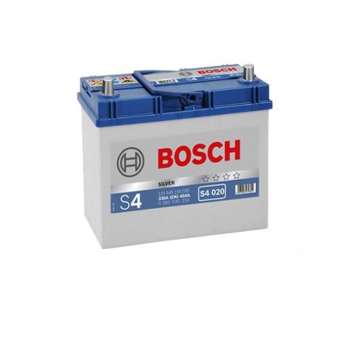 Акумулатор BOSCH S4 0092S40210 (JIS/Asia R+) - 45 Ah