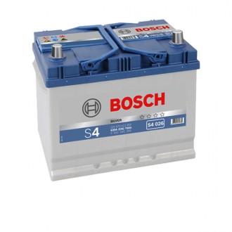 Акумулатор BOSCH S4 0092S40260 (JIS/Asia R+) - 70 Ah