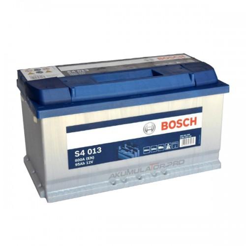 Акумулатор BOSCH S4 0092S40130 - 95 Ah R+