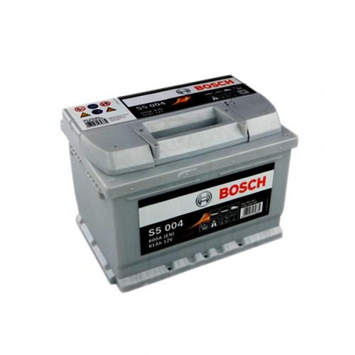 Акумулатор BOSCH S5 0092S50040 - 61 Ah R+