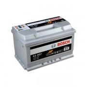 Акумулатор BOSCH S5 0092S50070 - 74 Ah R+