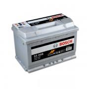 Акумулатор BOSCH S5 0092S50080 - 77 Ah R+
