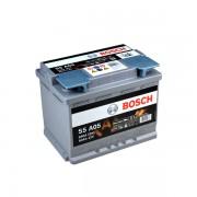 Акумулатор BOSCH S5 A05 AGM 0092S5A050 - 60 Ah R+
