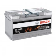 Акумулатор BOSCH S5 A13 AGM 0092S5A130 - 95 Ah R+