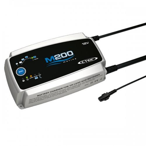 Зарядно устройство CTEK M200 12V / 15A  за акумулатори