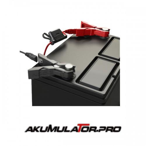 Накрайник с щипки Battery Clamp Connector