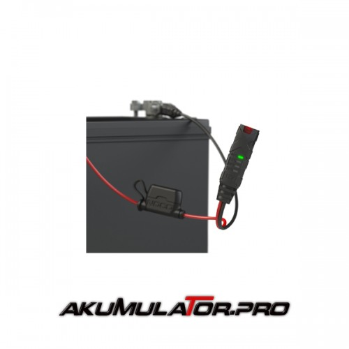 Накрайник с индикатор за заряда NOCO X-Connect 12V