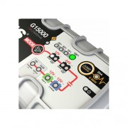 Зарядно NOCO G15000 15A 12/24V с акумулатор BANNER 77Ah 700A R+