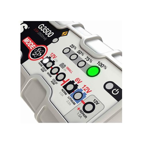 Акумулатор AGM BANNER  92Ah 850A + зарядно NOCO G3500 6/12V 3.5A