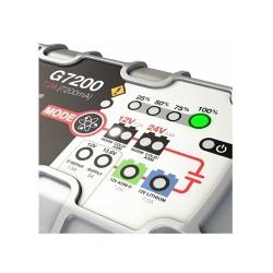 Зарядно NOCO G5 6/12V 5A  с бустер NOCO GB70 12V 2000A