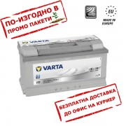 Акумулатор VARTA Sylver Dynamic 100Ah 830A 190mm R+