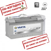 Акумулатор VARTA Sylver Dynamic 110Ah 920A 190mm R+