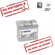 Акумулатор VARTA Sylver Dynamic 52Ah 520A 175mm R+