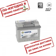 Акумулатор VARTA Sylver Dynamic 61Ah 600A 175mm R+