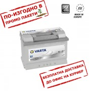 Акумулатор VARTA Sylver Dynamic 77Ah 780A 190mm R+