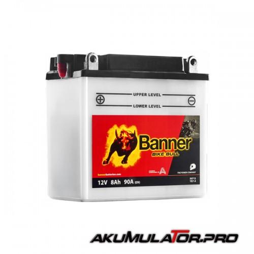 Акумулатор BANNER YB7-A 12V 8Ah L+