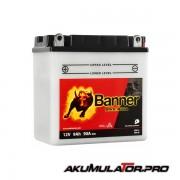Акумулатор BANNER YB9-B12V 9Ah L+