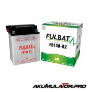 Акумулатор FULBAT FB14A-A2 12V 14Ah L+