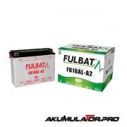 Акумулатор FULBAT FB16AL-A2 12V 16Ah R+