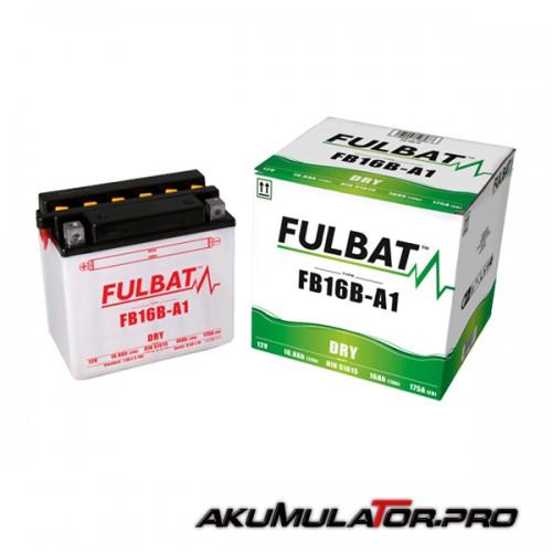 Акумулатор FULBAT FB16B-A1 12V 16Ah L+