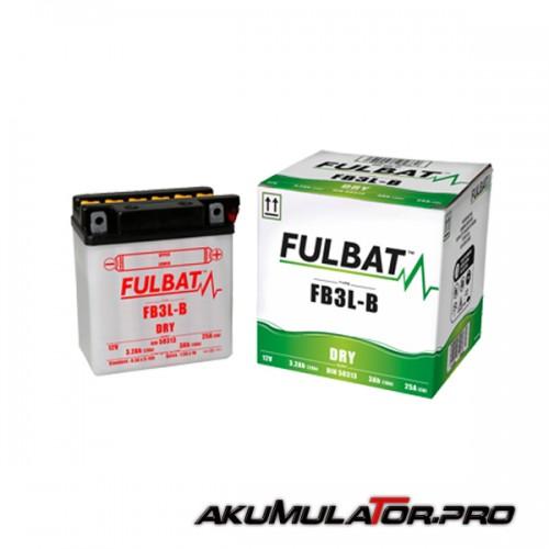 Акумулатор FULBAT FB3L-B 12V 3Ah R+